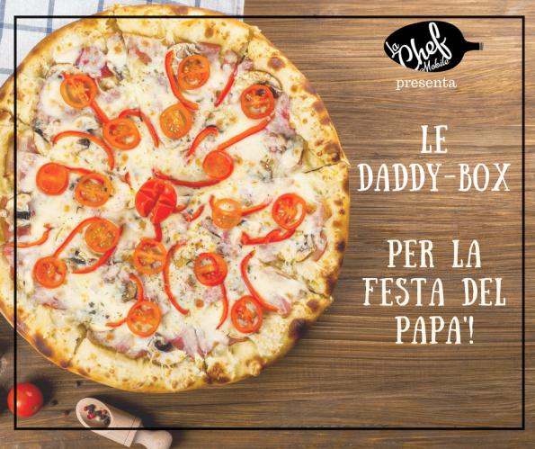 DaddyBox La Chef Mobile Gorizia