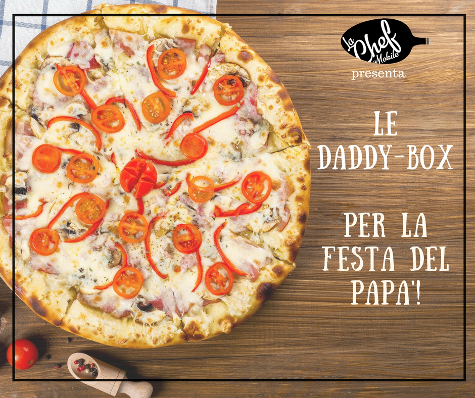 Per la Festa del Papà 19 marzo scegli le DaddyBox