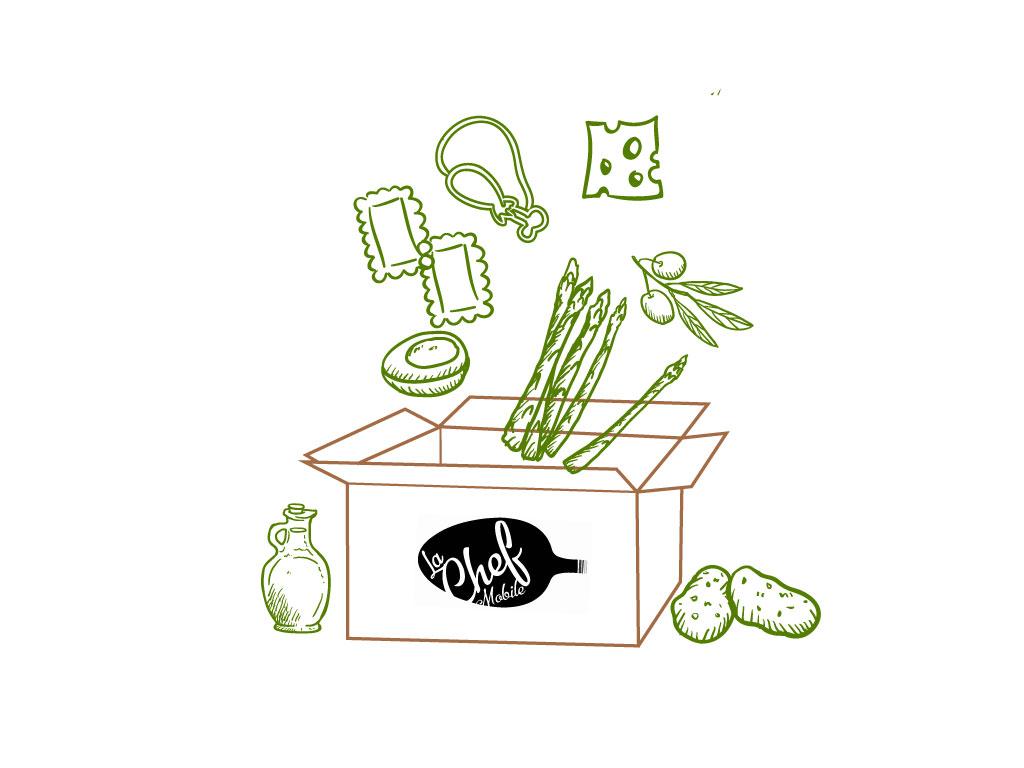 Pasqua con chi vuoi… ma con i piatti de La Chef Mobile!