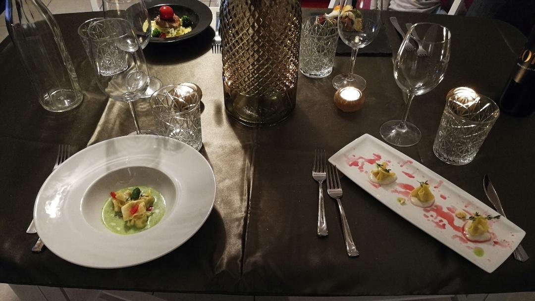 Cena in terrazza o in giardino: qualche suggerimento della Chef!